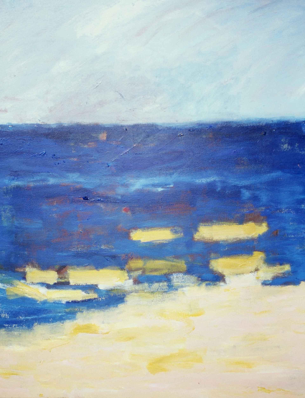 Sky Sea and Sand