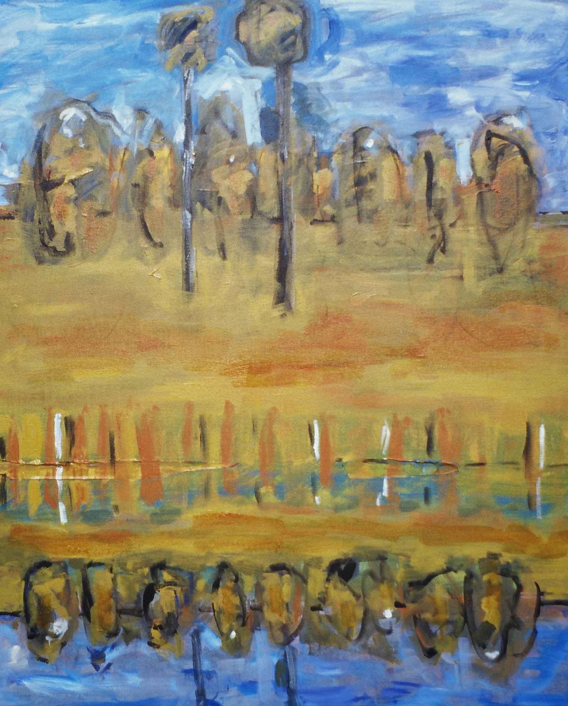 Landscape Reflected